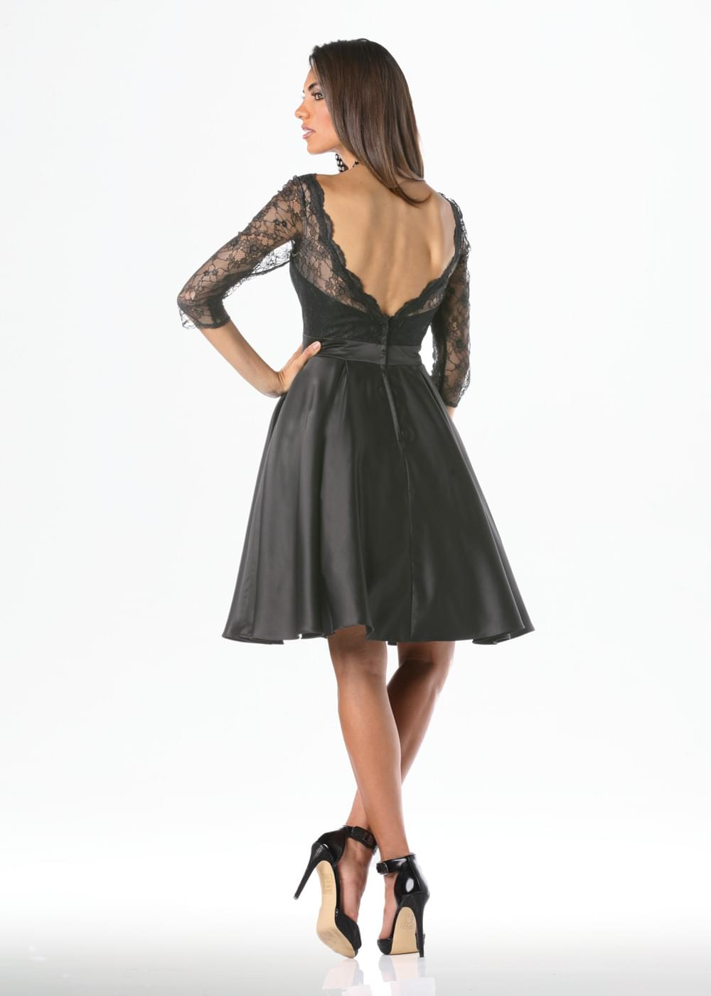 80040 Dresses with Straps By Ashdon