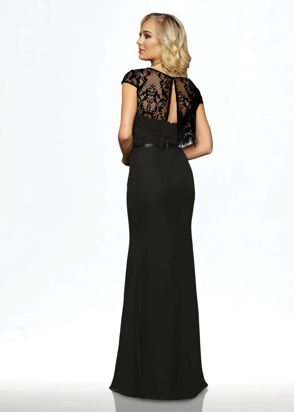 TH-80070 Black Dresses By Ashdon