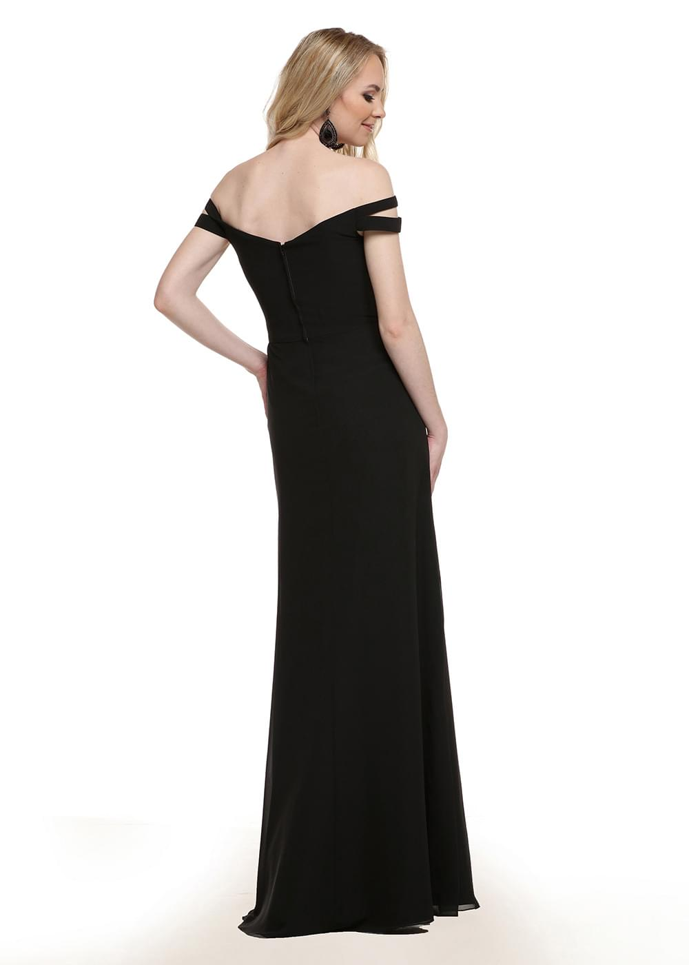 TH-80133 Black Dresses By Ashdon