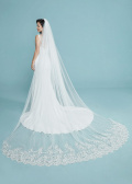 Aubree Veil Cathedral Veils By Ashdon