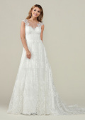 TH-Isabelle ivory & white By Ashdon