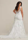 TH-Lilly ivory & white By Ashdon
