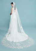 Charlie Veil Cathedral Veils By Ashdon
