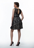 80075 Dresses with Straps By Ashdon