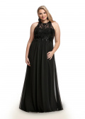 TH-80084 Black Dresses By Ashdon
