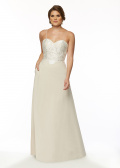 80102 Dresses with Straps By Ashdon