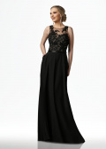 80125 Dresses with Straps By Ashdon