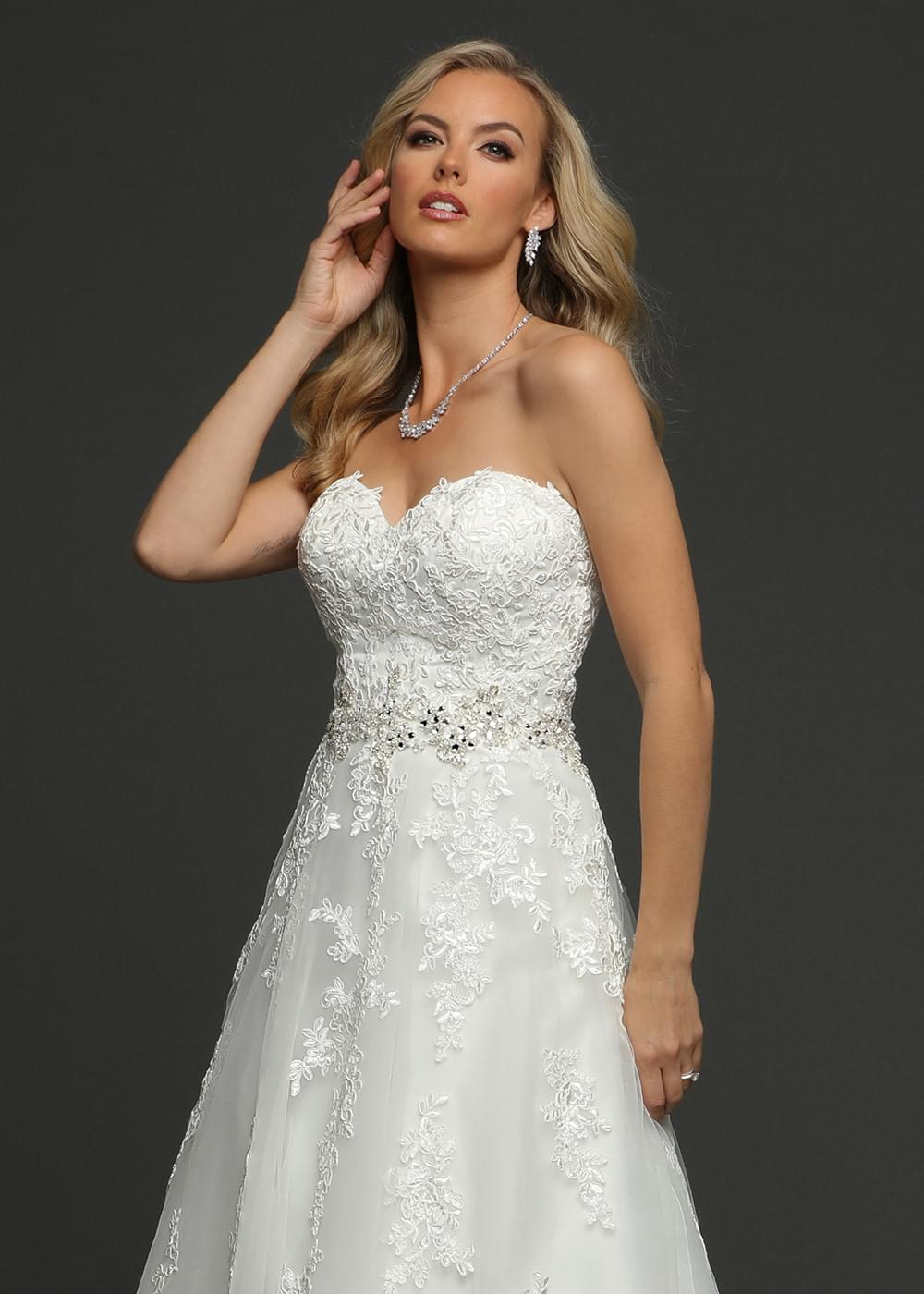 TH-Elizabeth TH Wedding Dresses By Ashdon