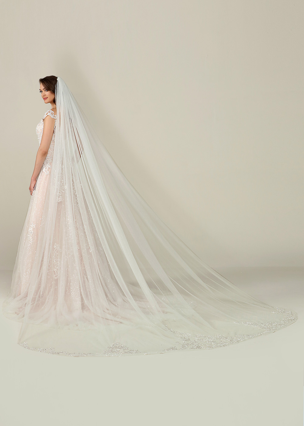 Piper Veil Cathedral Veils By Ashdon