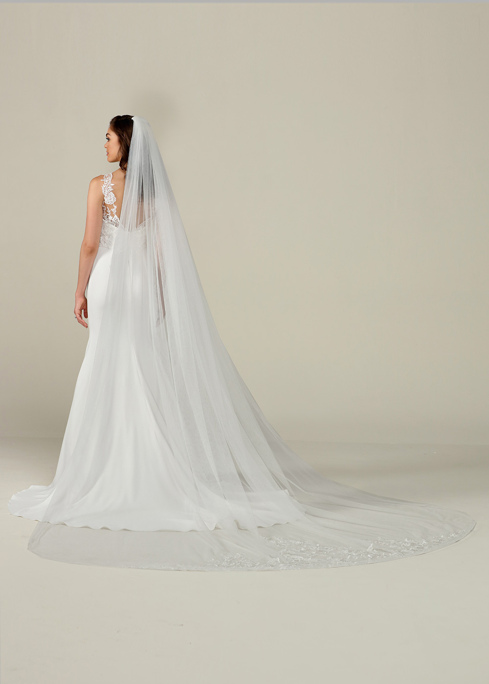 Serenity Veil Cathedral Veils By Ashdon