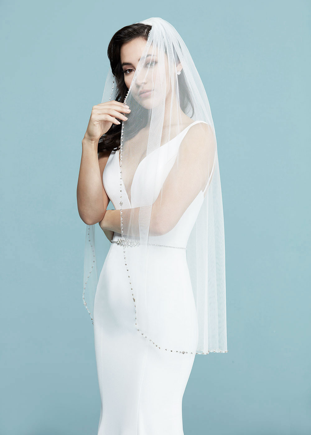 Willow Veil Fingertip Veils By Ashdon