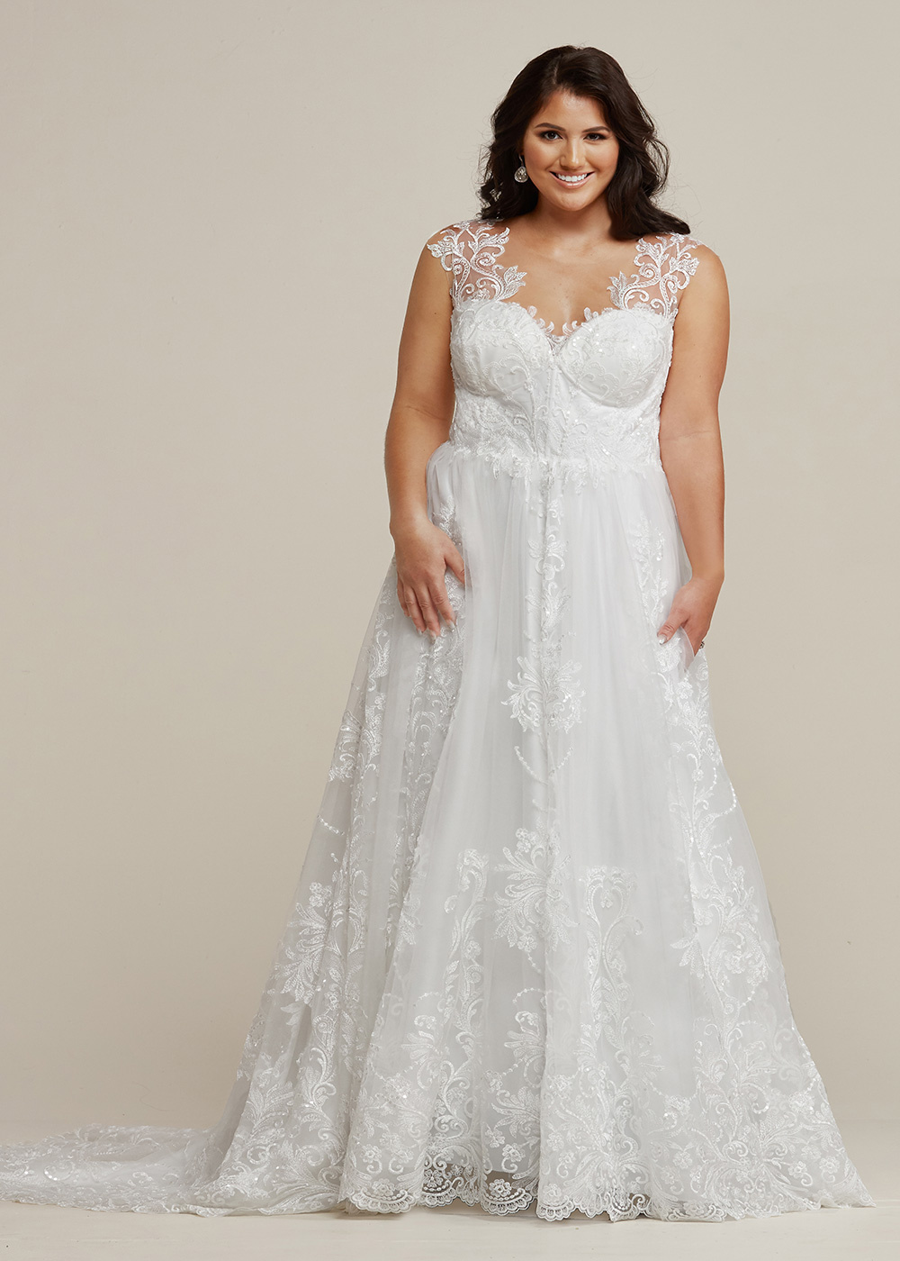 TH-Isabelle TH Wedding Dresses By Ashdon