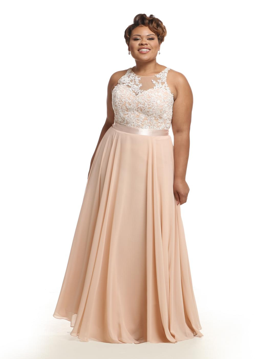 TH-80039 TH Bridesmaid Dresses By Ashdon