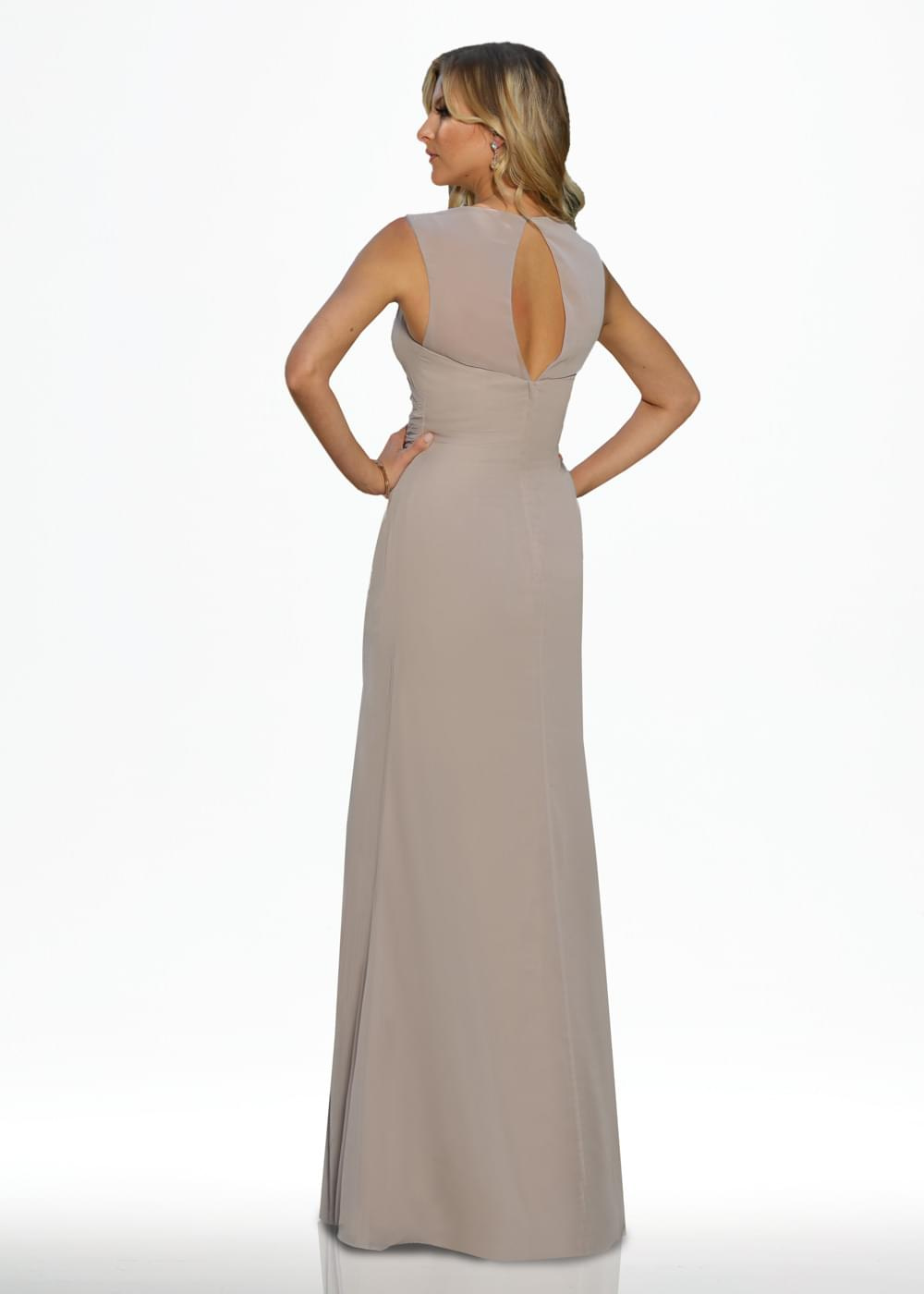 80048 Dresses with Straps By Ashdon