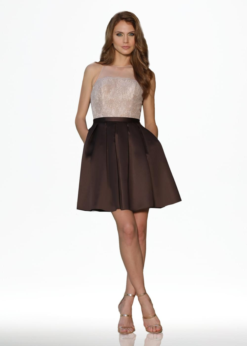 80053 Dresses with Straps By Ashdon