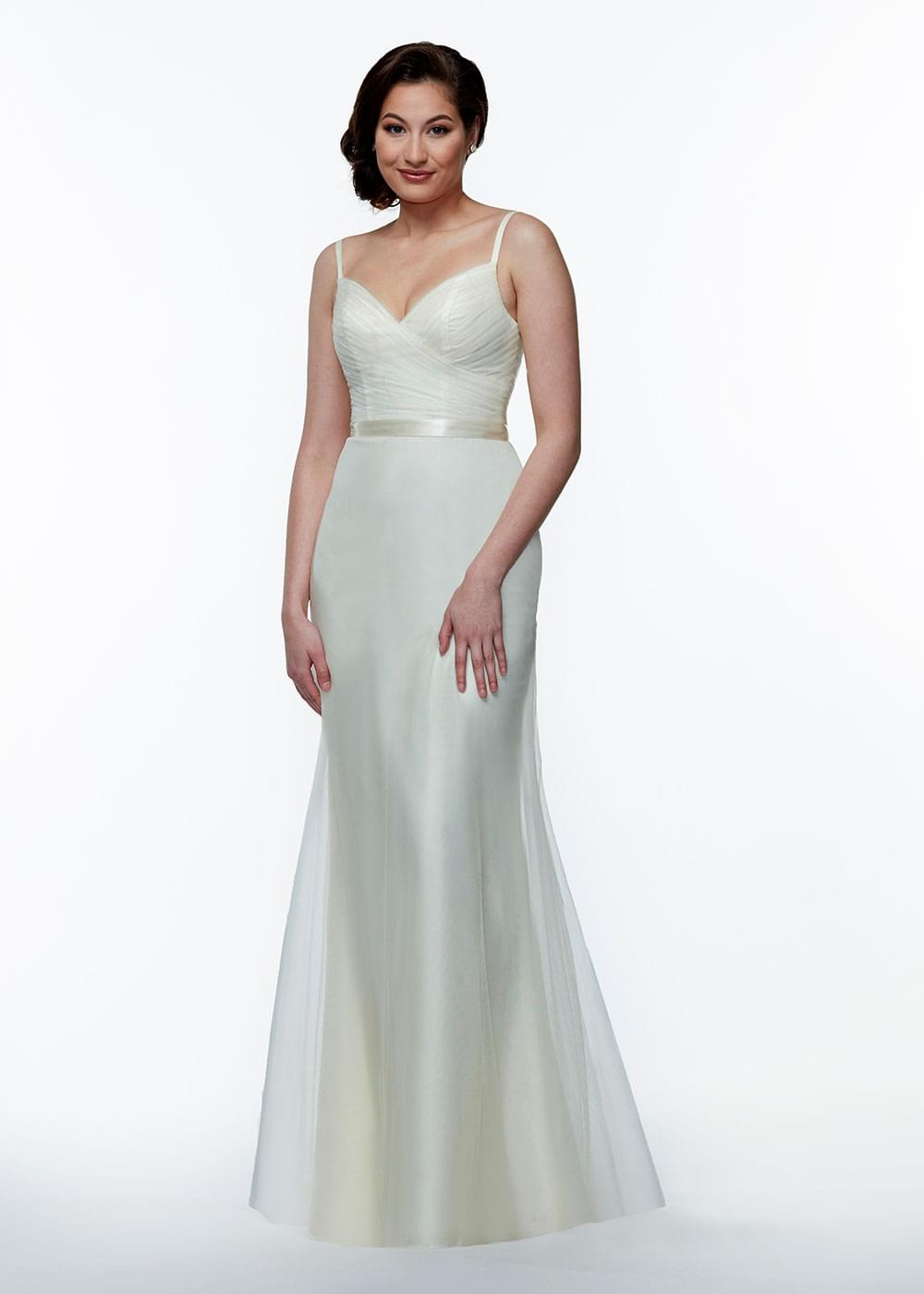 80069 Dresses with Straps By Ashdon