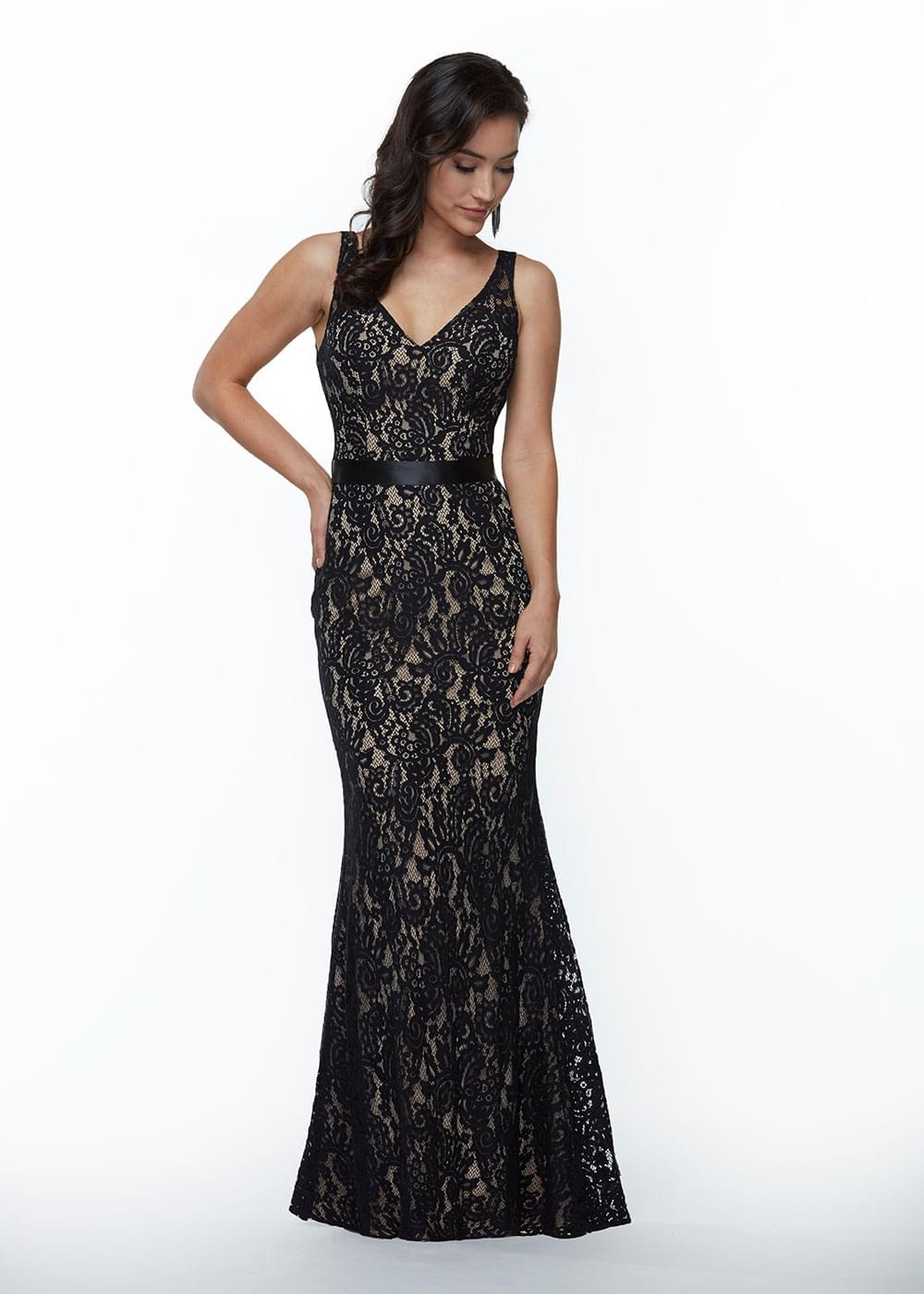80086 Dresses with Straps By Ashdon