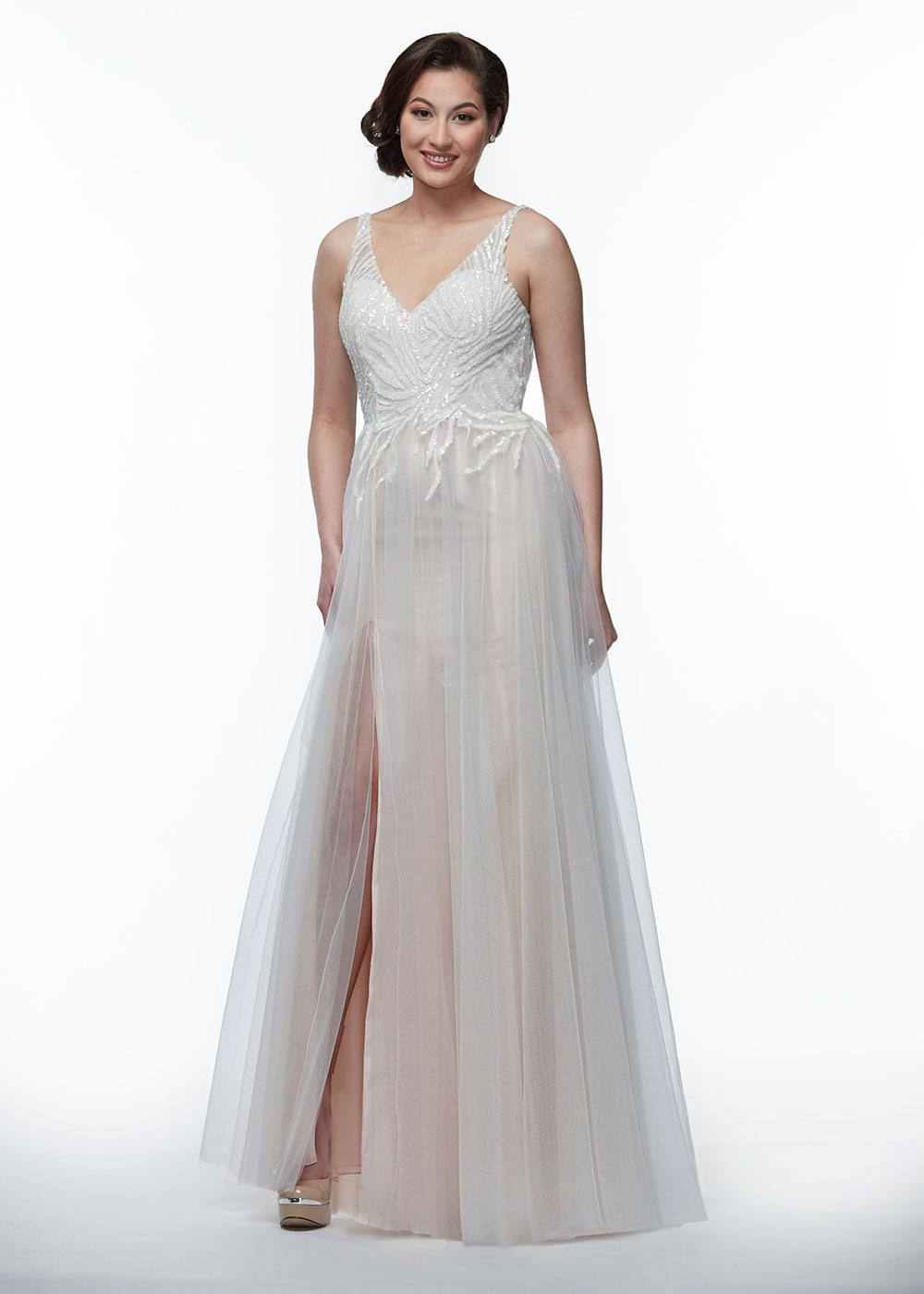 TH-80092 TH Bridesmaid Dresses By Ashdon