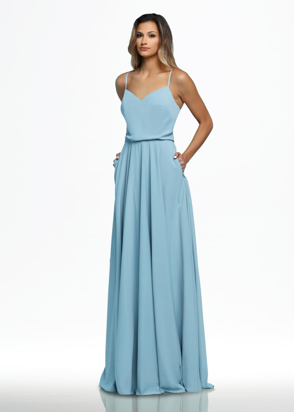 80110 Dresses with Straps By Ashdon