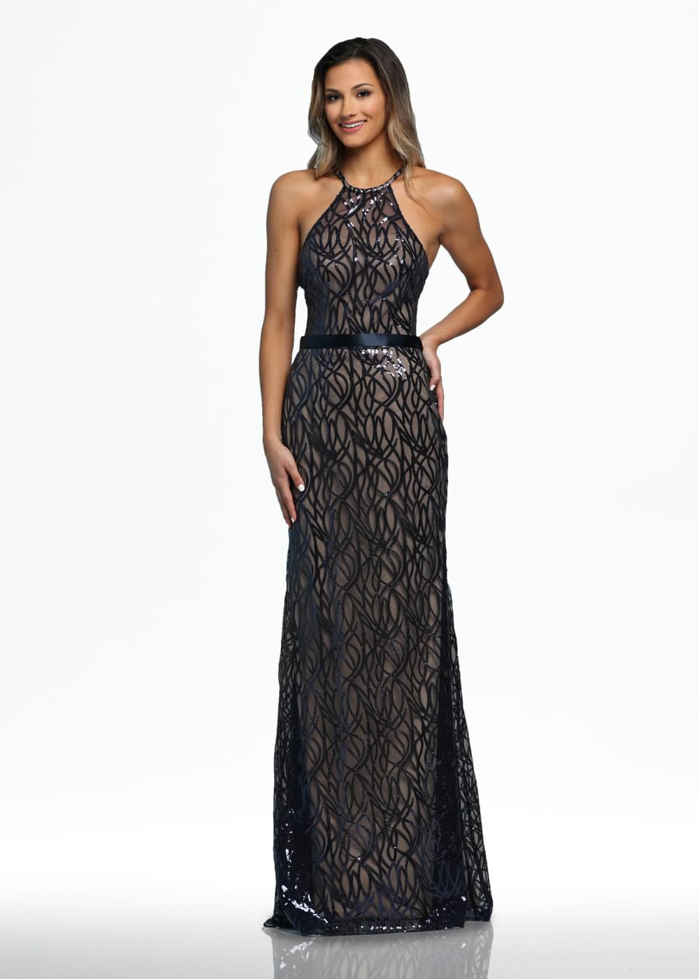 TH-80119 Black Dresses By Ashdon