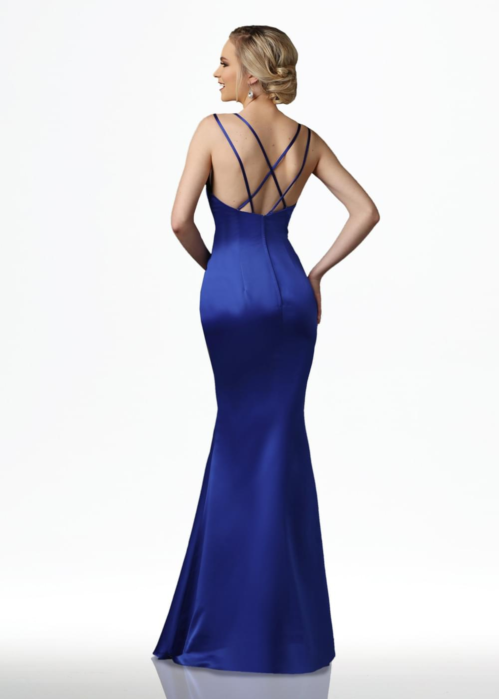 80124 Dresses with Straps By Ashdon