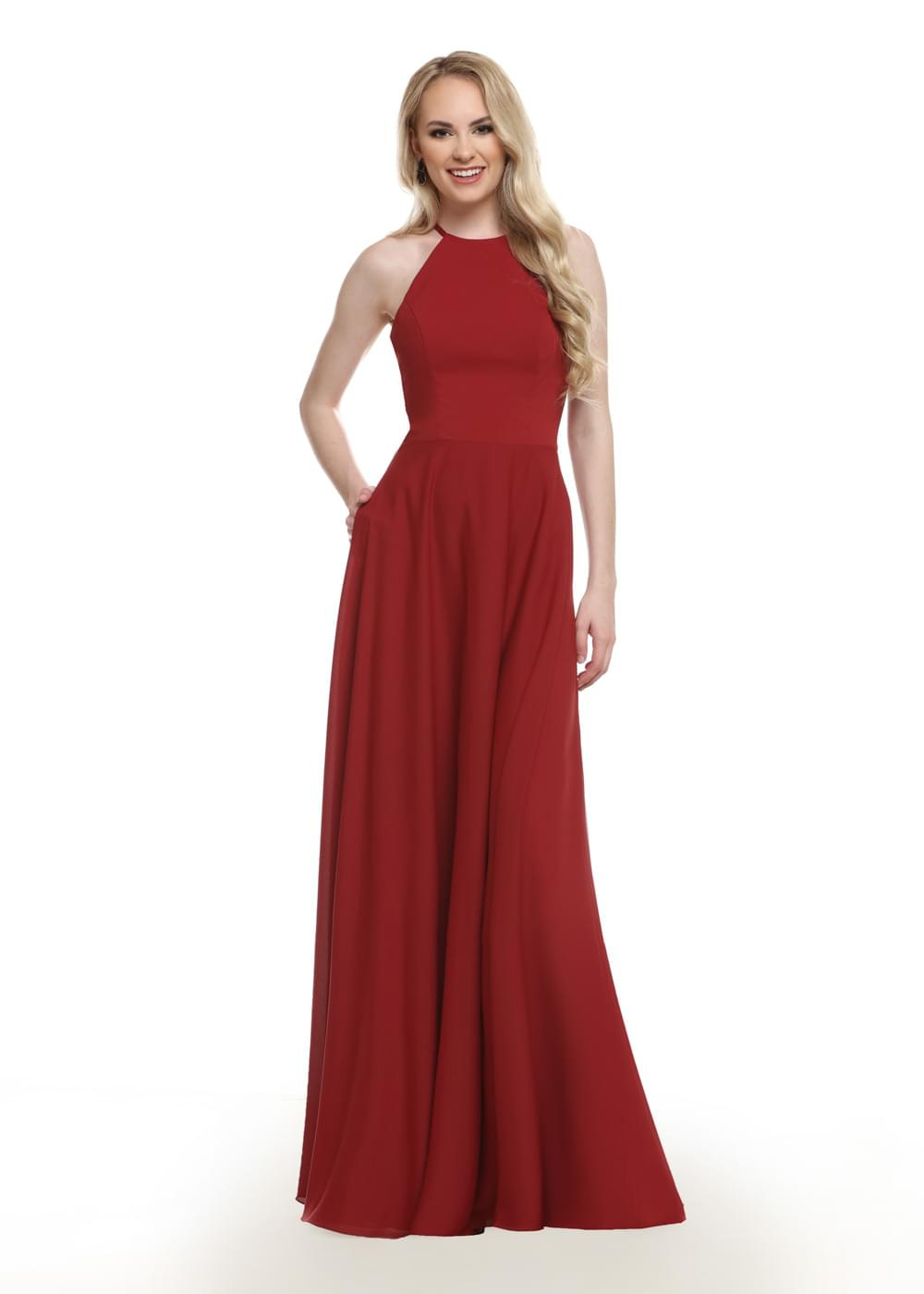 TH-83022 TH Bridesmaid Dresses By Ashdon